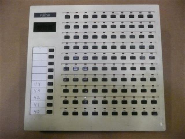 E07B-1075-B001 Fujitsu image