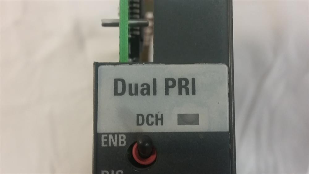 NT5D12AG / (DUAL DTI/PRI) Nortel image