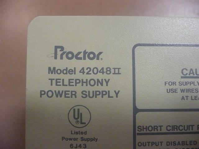 42048II  Proctor image