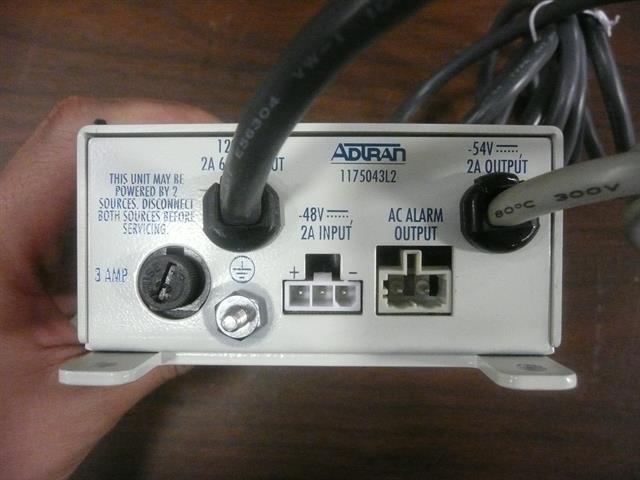 Adtran 1175043L2 Power Supply image