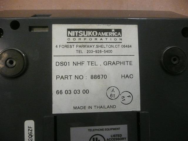 88670 NEC - Nitsuko - Tie image