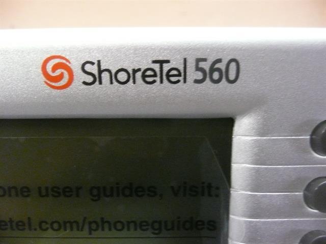 IP 560 ShoreTel image