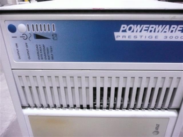 Prestige 3000 Eaton Powerware image