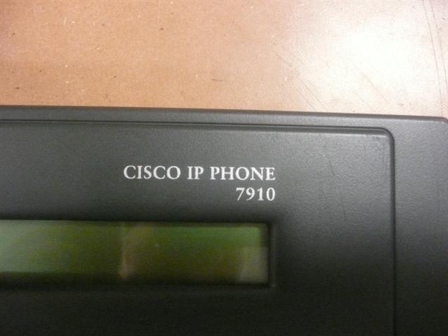 CP-7910 / 47-7762-01 Cisco image