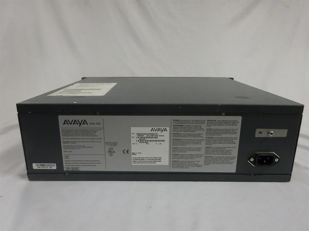 G350 / 700397078 Avaya image