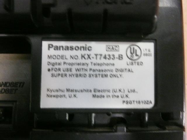 KX-T7433B Panasonic image