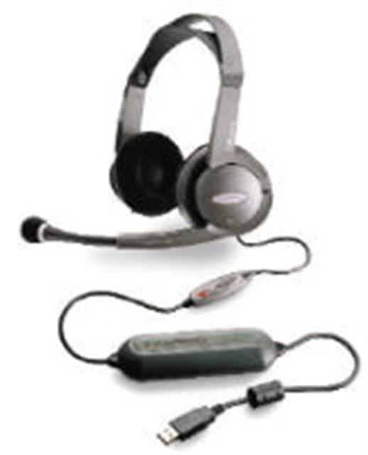 Plantronics DSP-500 Headset image