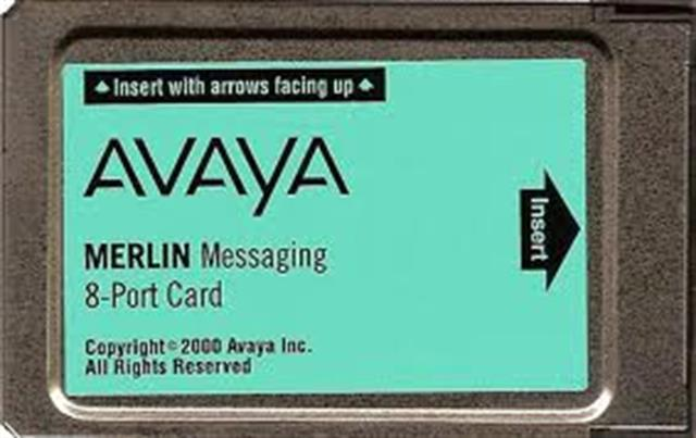 AT&T/Lucent/Avaya 12H4 / 108491382 PCMCIA Card image