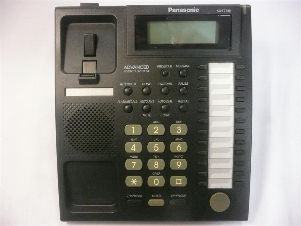 KX-T7735B Panasonic image