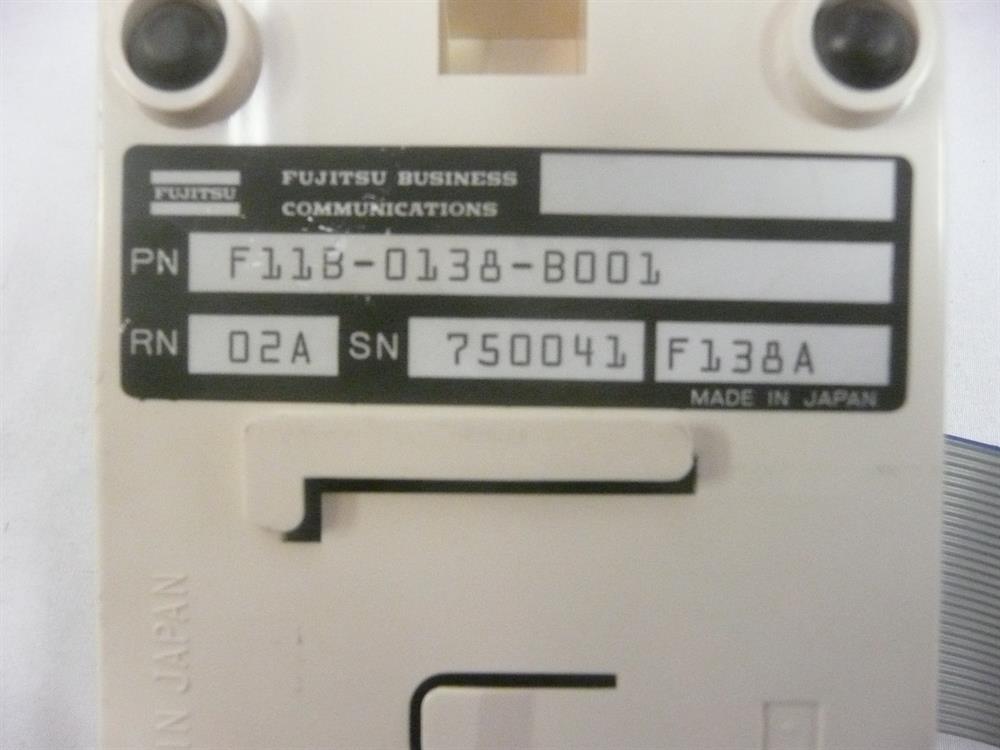 F11B-0138-B001 Fujitsu image
