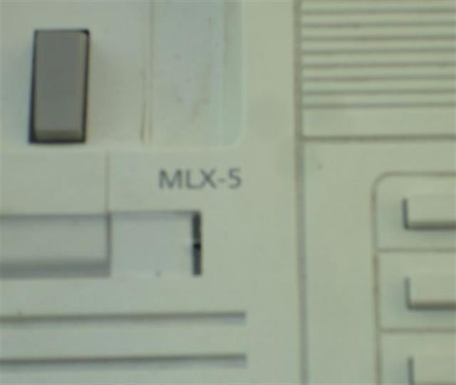 MLX-5 White AT&T/Lucent/Avaya image