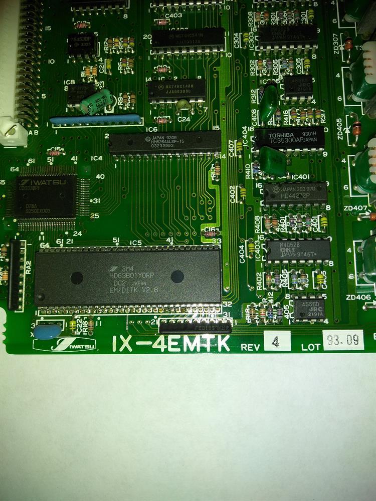 IX-4EMTK / 101420 Iwatsu image