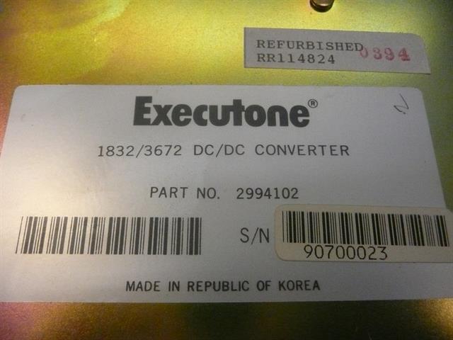 2994102 Executone- Isoetec image