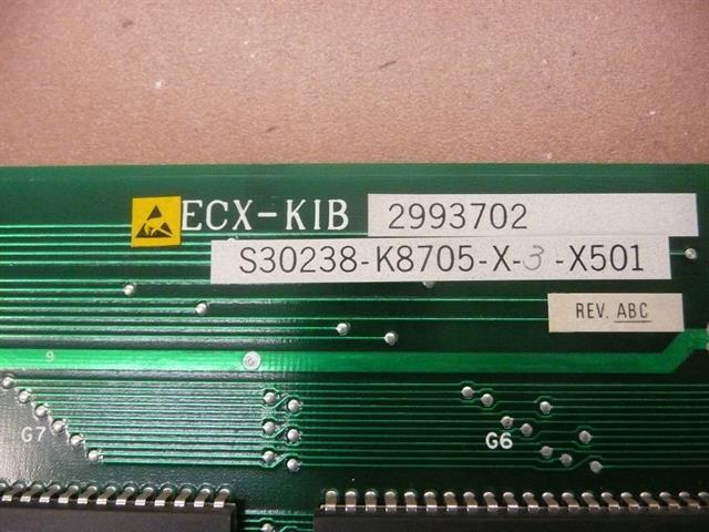 2993702 / S30238-K8705-X-3-X501 Executone- Isoetec image