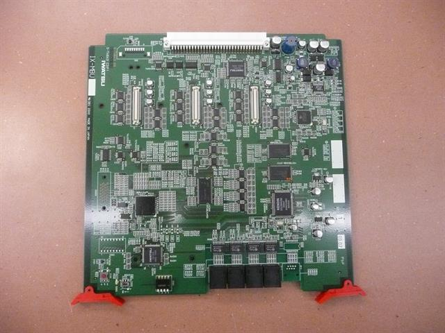 Iwatsu ECS IX-MBU 101270 Media Bridge Unit Circuit Card image