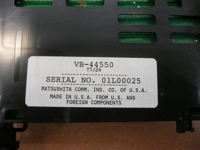 VB-44550 Panasonic image