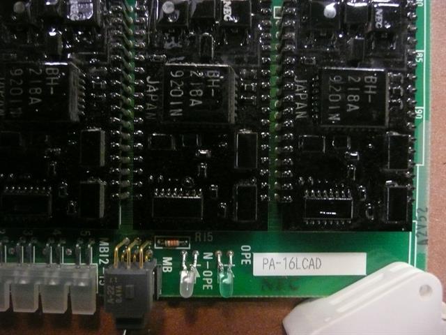 PA-16LCAD NEC image