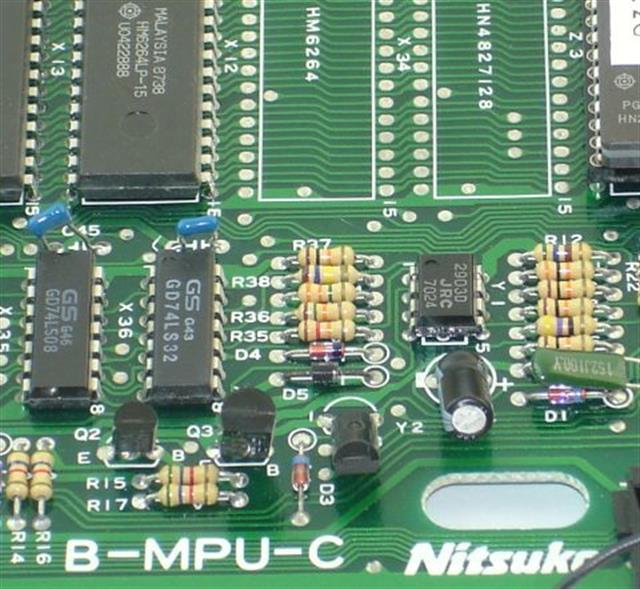 B-MPU-C / 15167 Nitsuko - Tie image