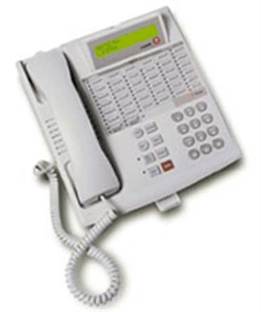 Avaya Euro Series 1 Partner 34D 107305062 32 Button Digital Telephone with Speakerphone and Display image