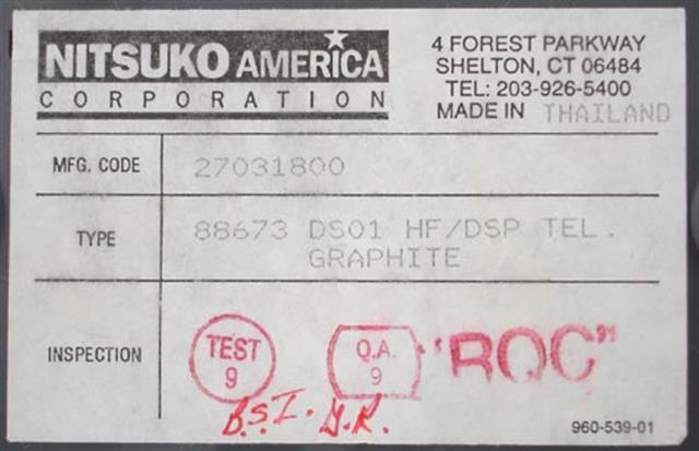 88673 (B-Stock) NEC - Nitsuko - Tie image