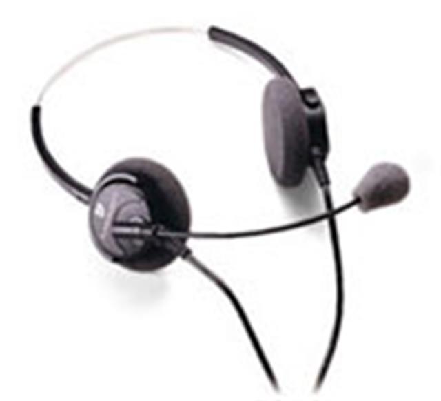Plantronics H61N Headset image