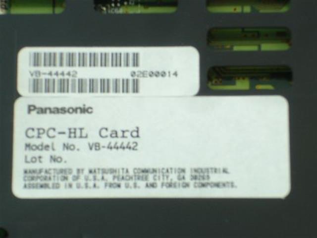 VB-44442 Panasonic image