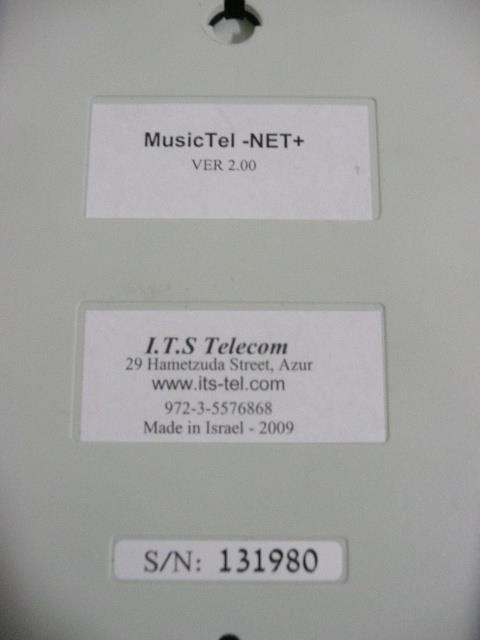 MusicTel-Net+ ITS Telecom image