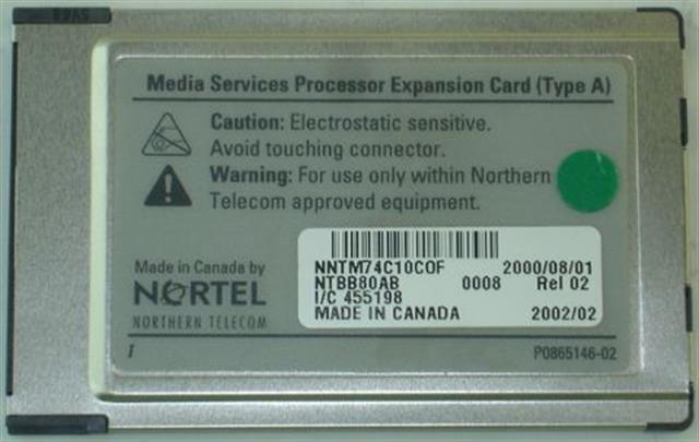 NTBB80AC Nortel-Norstar image