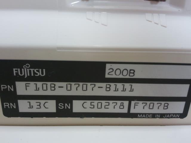 F10B-0707-B111 Fujitsu image