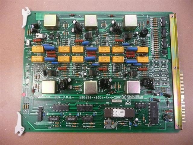 2993701 / S30238-K8704-X-4-X501 Executone- Isoetec image