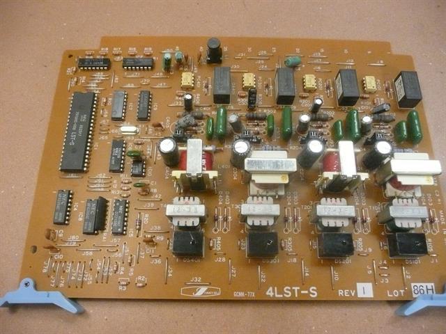 Iwatsu 4LST-S Circuit Card image