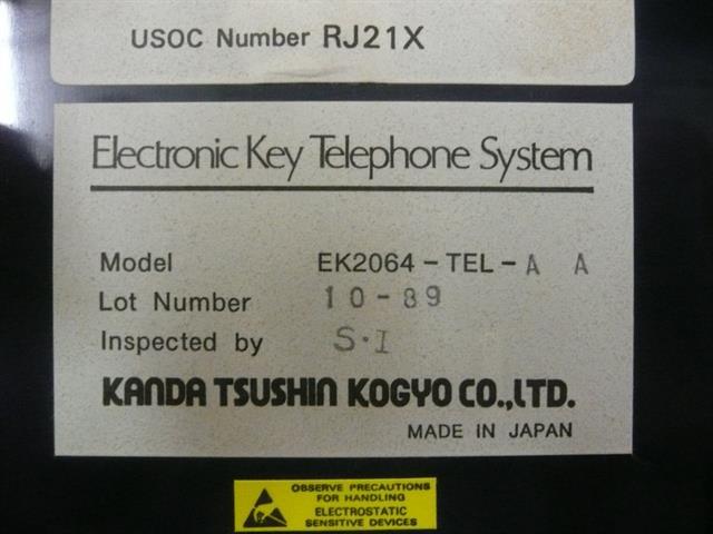EK2064-TEL-A Kanda image