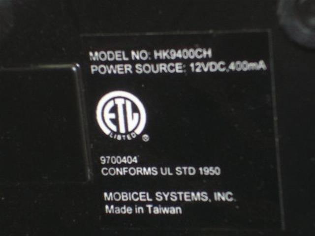HK9400CH Mobicel image