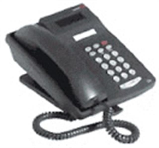 Avaya Definity 6402D 70019664 Single Line Digital Telephone with Display image