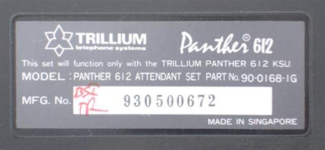 90-0168 (B-Stock) Trillium image