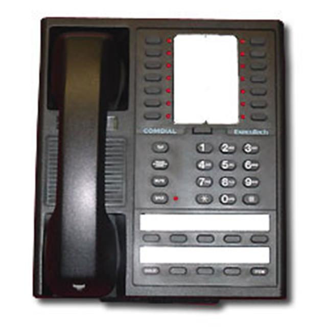 Comdial Executech II 6614T-FB Electronic Telephone image