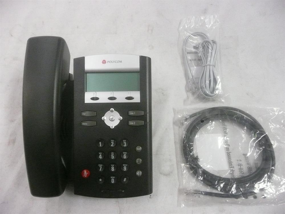 2200-12365-025 (IP 331 SIP) PolyCom image