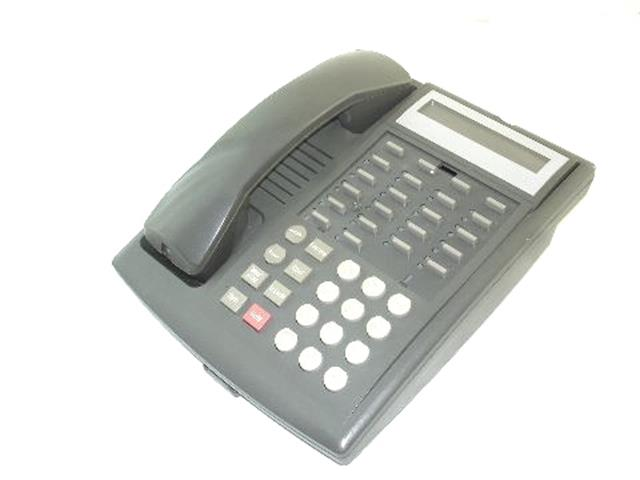 B-Stock Avaya Euro Series 1 Partner 18D 107854861 Grey 16 Button Digital Telephone with Speakerphone and Display (Has Cosmetic Defects) image