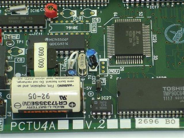 PCTU4A Toshiba image