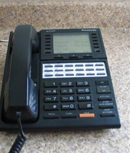 KX-T7235B Panasonic image