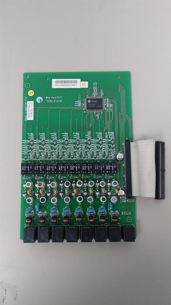 Vertical Communications Comdial DX Series DPM8 7220 8 Port Digital Station Circuit Card image