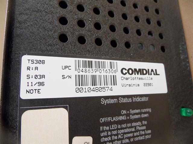 TS308 Comdial image