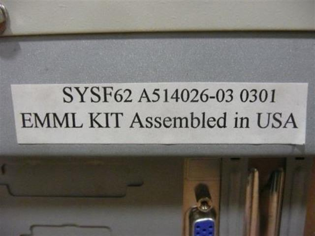 SYSF62 / A514026-03 Fujitsu image