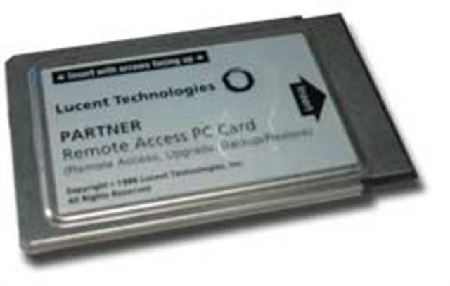 Lucent/Avaya 12G3 / 700191323 PC Card image