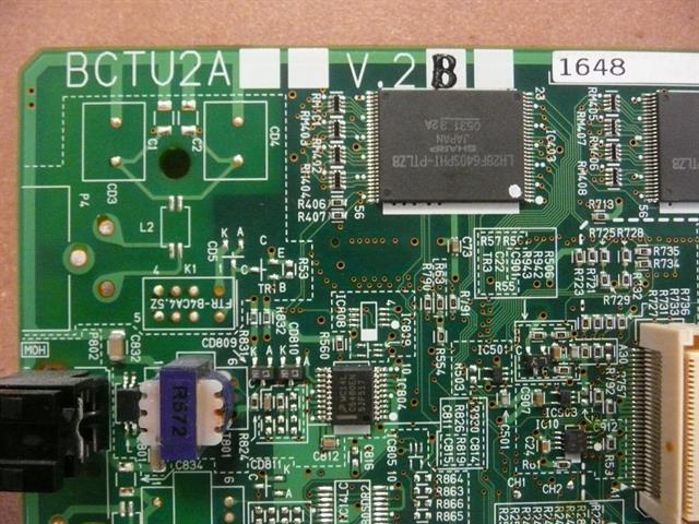 BCTU2A V2 Toshiba image
