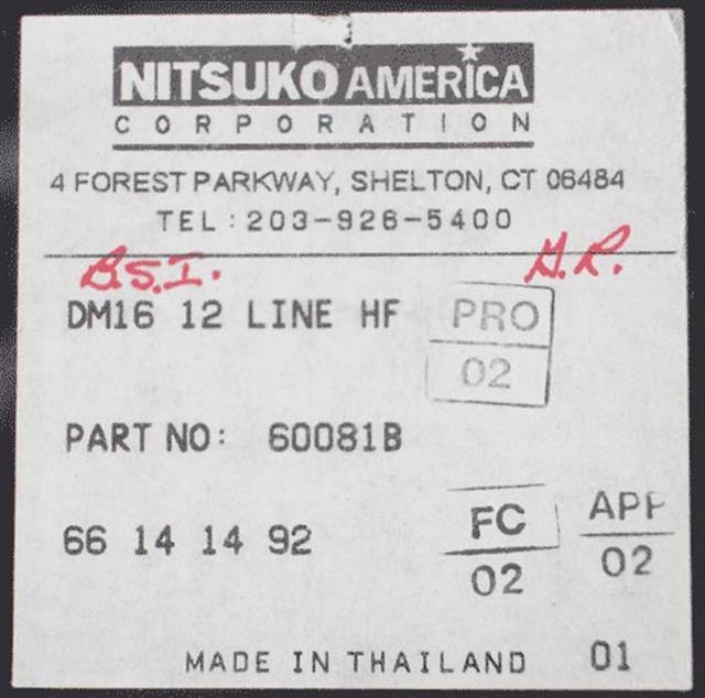 Tie 60081 (B Stock) Phone image