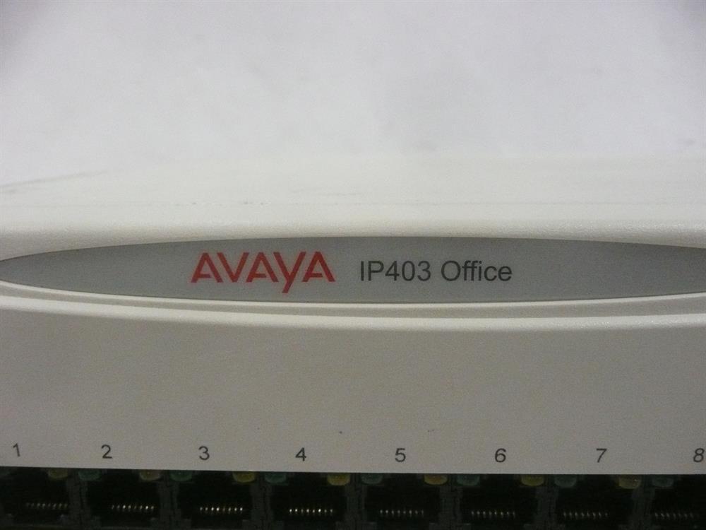 700210610 / IP403 Avaya image