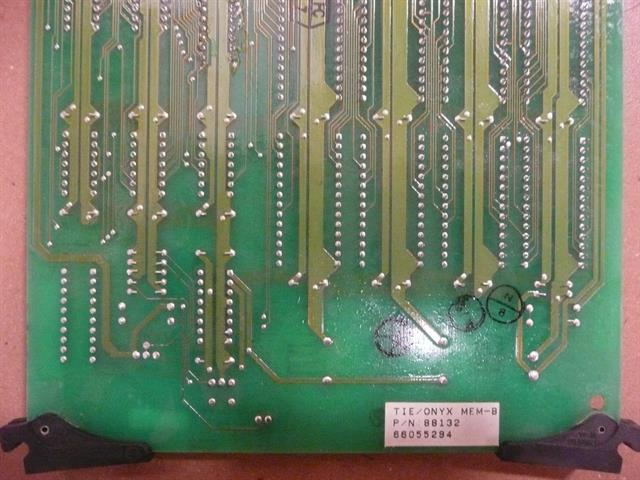 NEC - Nitsuko - Tie 88132 Circuit Card image