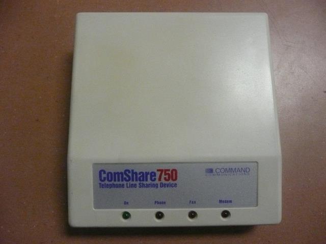 ComShare 750/650 Command Communicaitons image