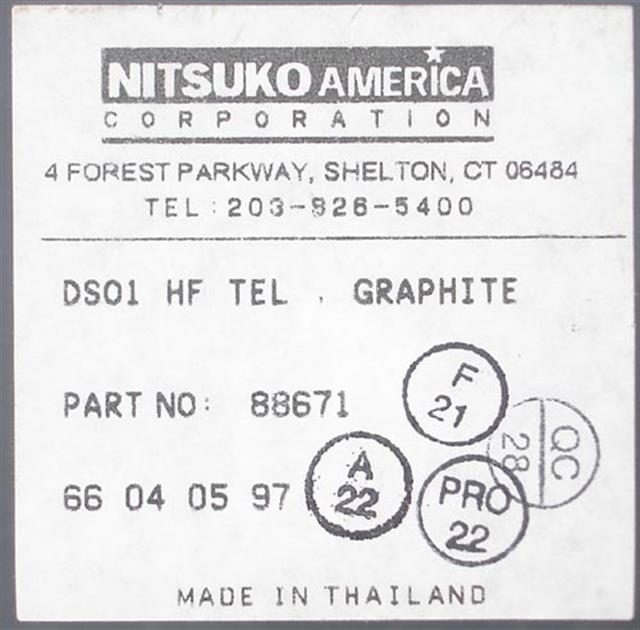 88671 NEC - Nitsuko - Tie image